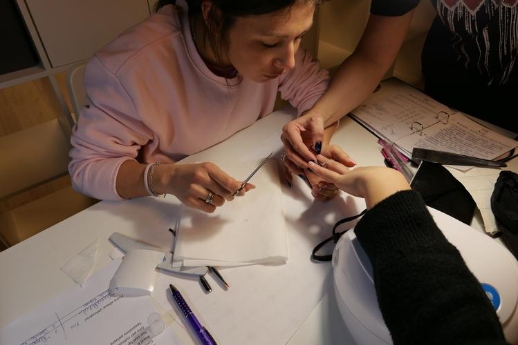 corso base gel Crystal Nails
