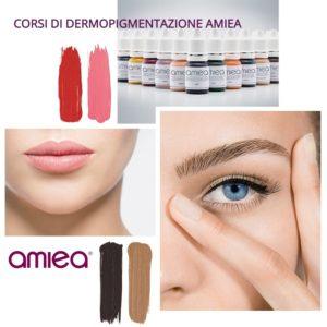 corsi di dermopigmentazione amiea